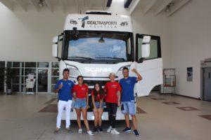 Consegna Scania