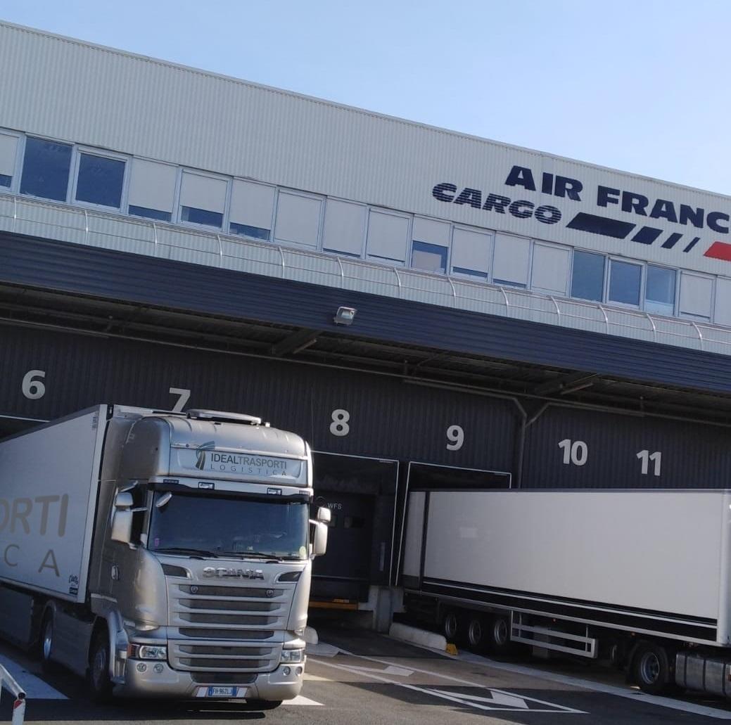 Cargo Air France